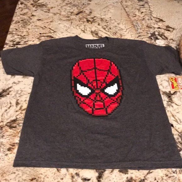 770db1e2c Marvel Shirts & Tops | Spiderman Tshirts Kids Large Nwt | Poshmark